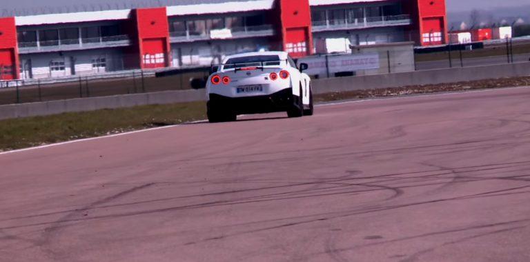 Les essais de Soheil Ayari : Nissan GT-R Nismo | CircuitsLFG
