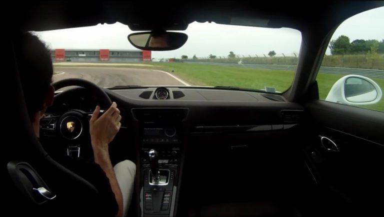L'argus : Porsche 911 Turbo S vs 911 GT3 RS | CircuitsLFG