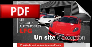 Brochure d'information Produits | CircuitsLFG