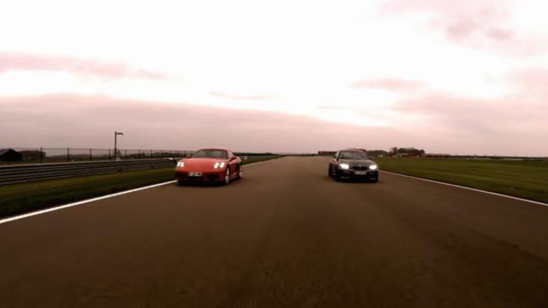 Les essais de Soheil Ayari : BMW M2 vs Porsche Cayman S | CircuitsLFG