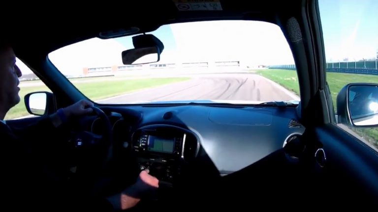 Carissime - Essai Nissan Juke Nismo RS 4x2 | CircuitsLFG