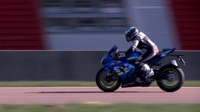 Les essais d'Arnaud Vincent : Suzuki GSX-R 1000 | CircuitsLFG