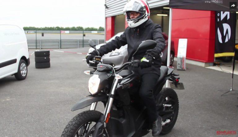 RECO 2016 : la moto électrique de Zero Motorcycle | CircuitsLFG