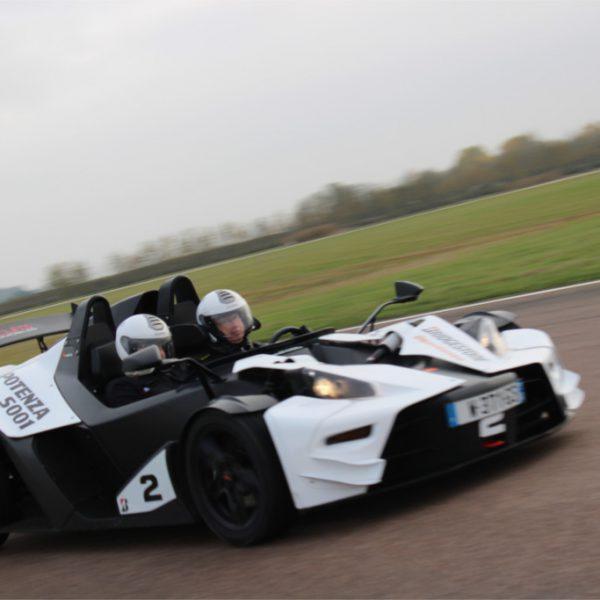 Cours privés de pilotage KTM
