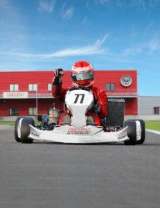 Roulage libre Kart sur circuit long 3.6 km