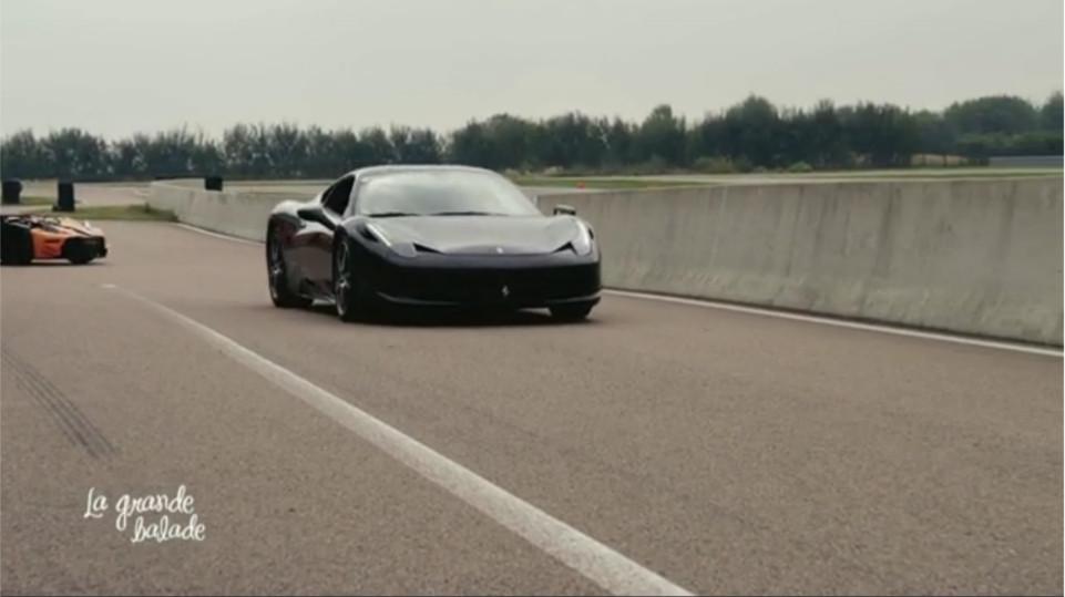 La grande balade | Ferrari 458 Italia | CircuitsLFG