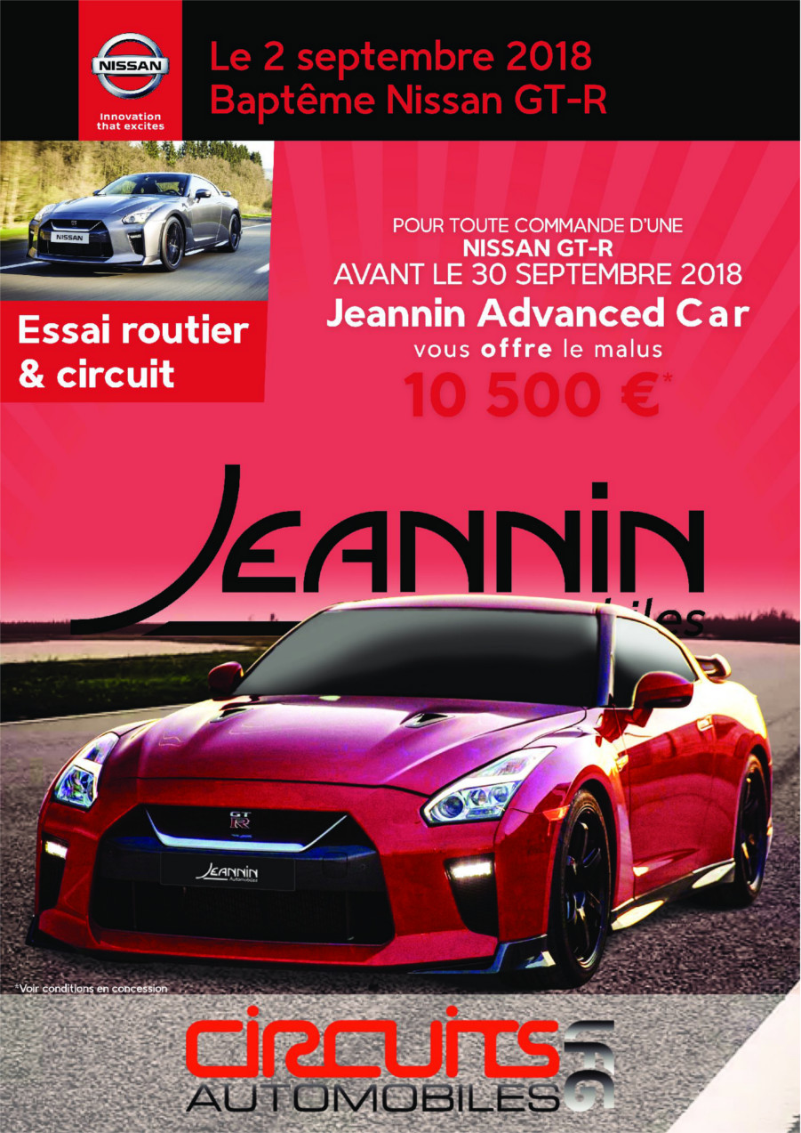 journ e roulage auto 02 09 18 essai nissan gtr circuits lfg. Black Bedroom Furniture Sets. Home Design Ideas