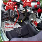 PROMO CCH 206 ET TWINCUP - Promotions Noël 2018 | Circuits LFG