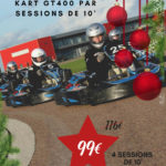 PROMO KART - Promotions Noël 2018 | Circuits LFG