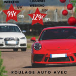 PROMO ROULAGE AUTO - Promotions Noël 2018 | Circuits LFG