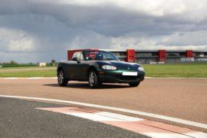 Baptême de vitesse sur Twin Cup ou Mazda MX5 Roadster Pro Cup