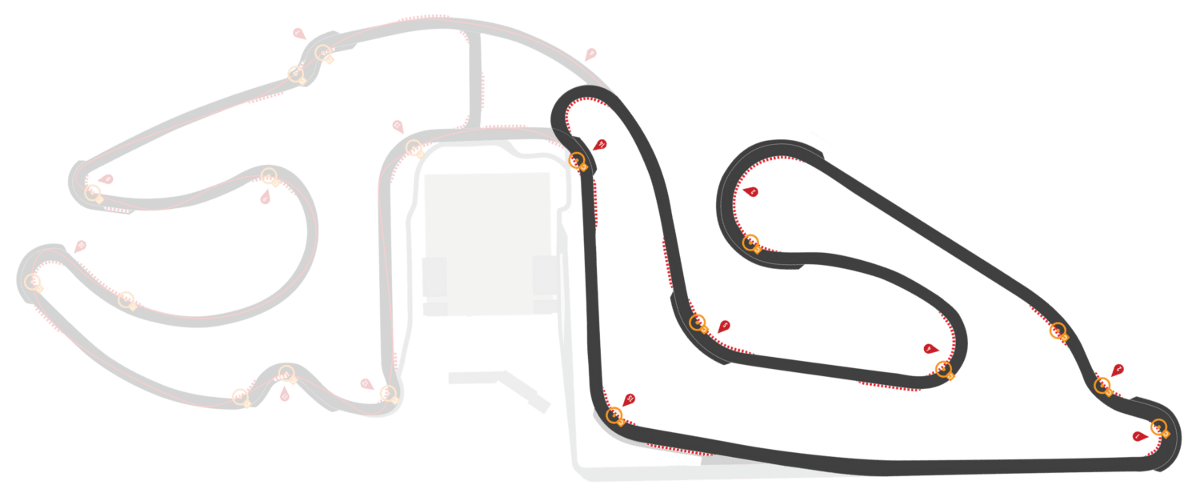 Piste 2 km | CircuitsLFG