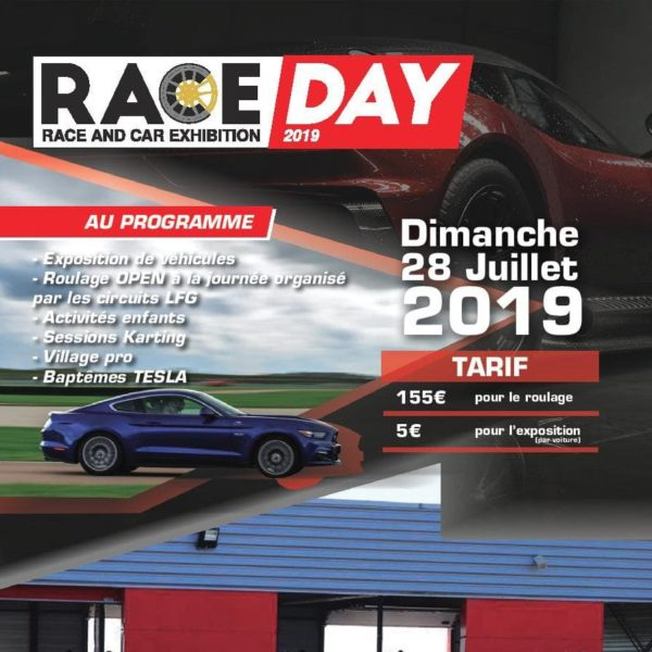 Race Day 2019