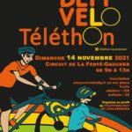 Défi vélo Téléthon - 14 novembre 2021
