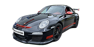 Porsche 997 Carrera S Aerokit PDK Formula kids