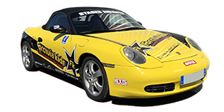 Porsche Boxster Formula kids
