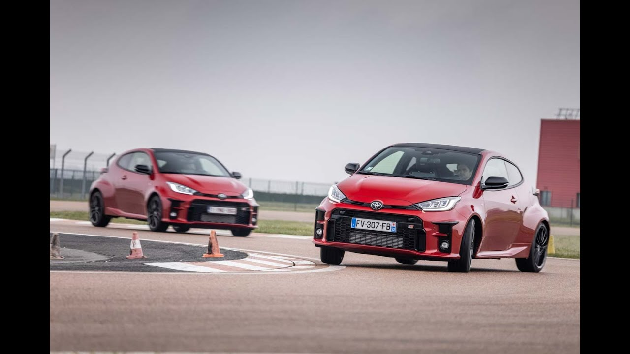 Argus - Toyota Yaris GR Track VS Premium