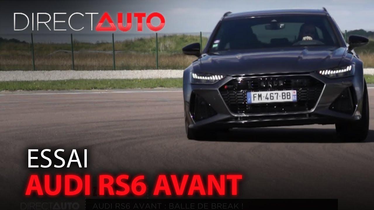 Direct Auto Audi RS6 | Circuits LFG