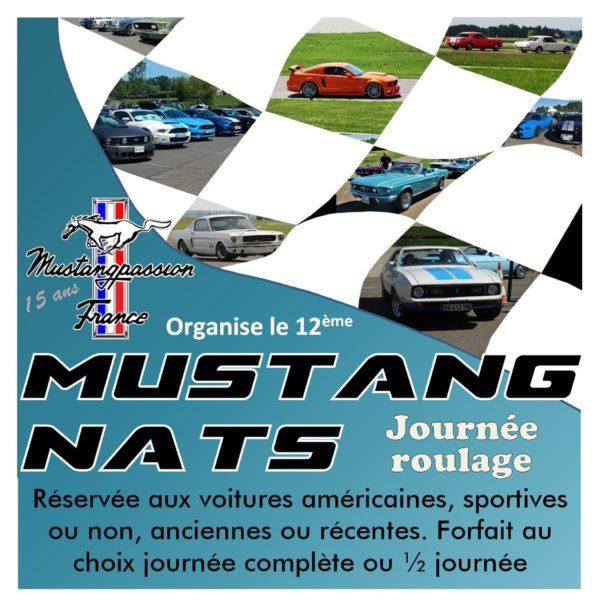 Mustang Nats 2021