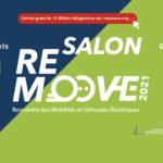 REMOOVE 2021 : LE PLUS GRAND SALON AUTOMOBILE 100% ÉLECTRIQUE